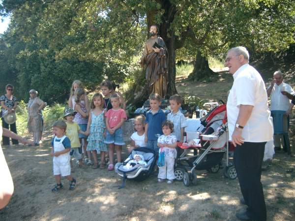 Fête de la Saint Antioche d'Aullène